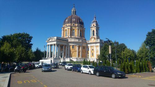torino superga basilica