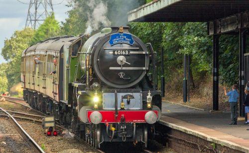 tornado rowley regis steam engine