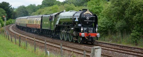 tornado locomotive steam