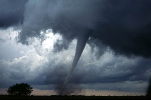 tornado funnel twister