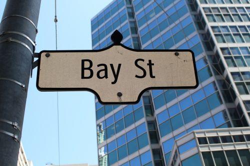 toronto bay street