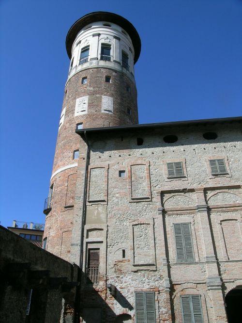 torre palazzo prinetti merate