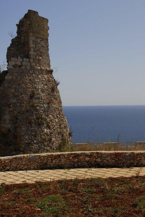 torre coastal tower salento