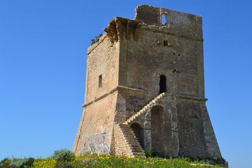 torre castle history