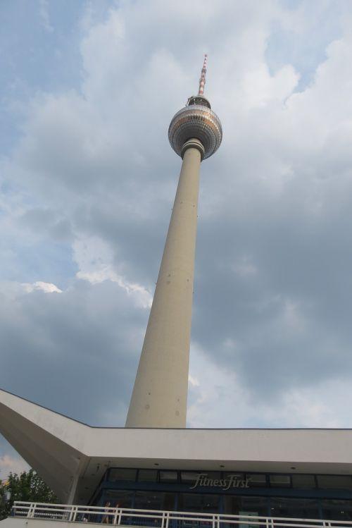 torre de televisión berlin germany