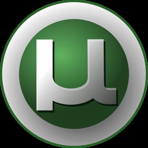 torrent utorrent logo