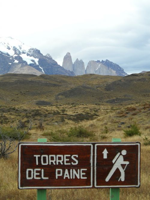 torres del paine mountains directory