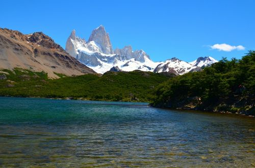 torres del paine patagonia chanten