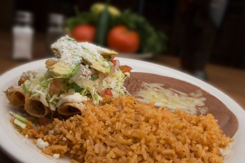 tortilla taco mexican food