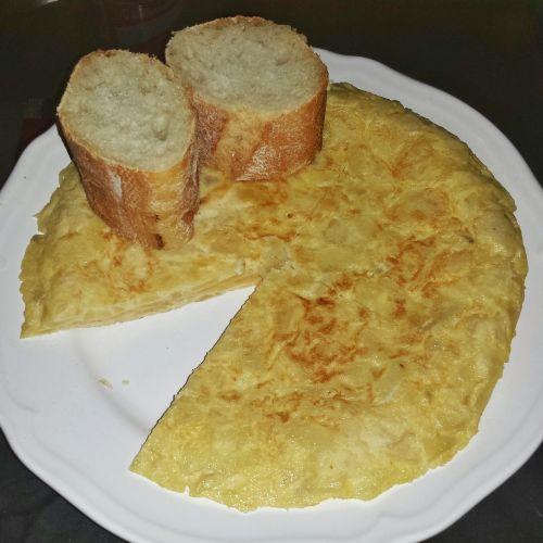 tortilla potato potato omelette