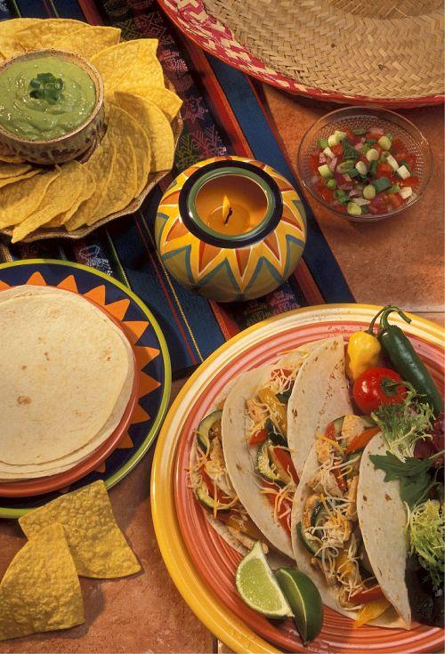 tortillas white mexican