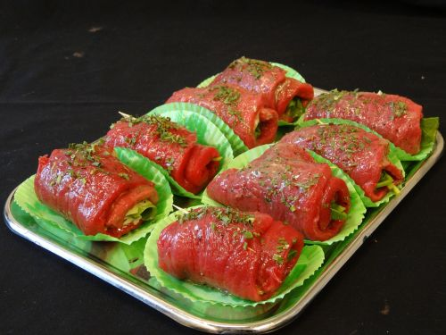 toscaansrolletje meat butcher