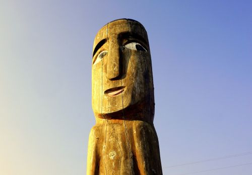 totem american indians civilization