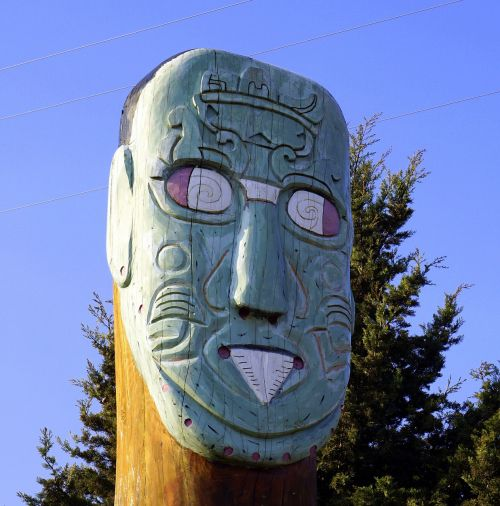 totem apache indians
