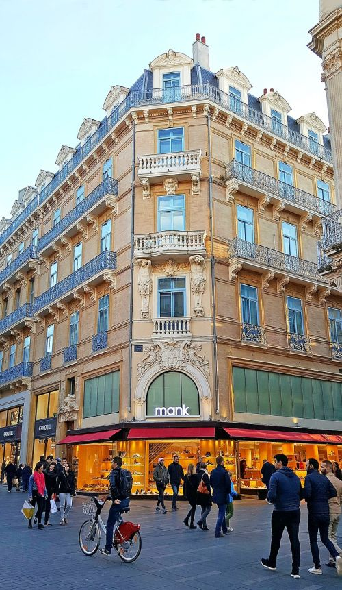 toulouse rue d'alsace lorraine shopping