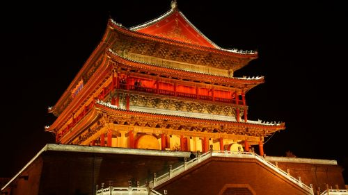 tour drums china