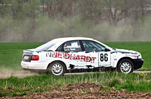 touring car südharz terrain