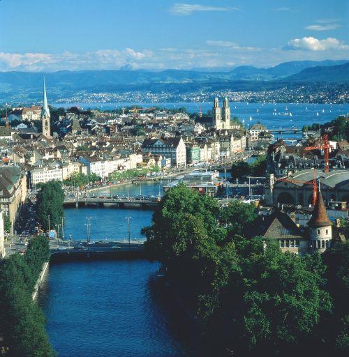 tourism switzerland views