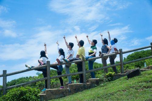 tourism island friends