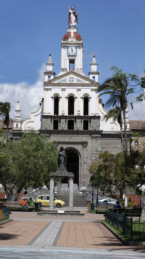 tourism ecuador holiday