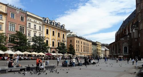 tourism square old town