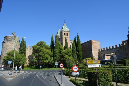 tourism spain the city of toledo