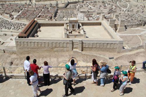 tourism israel jerusalem