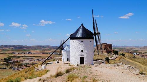 tourism  mill  landscape