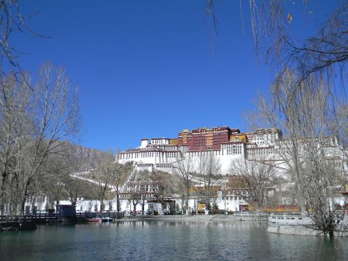 tourism lhasa the scenery