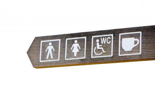 Tourist Information Sign
