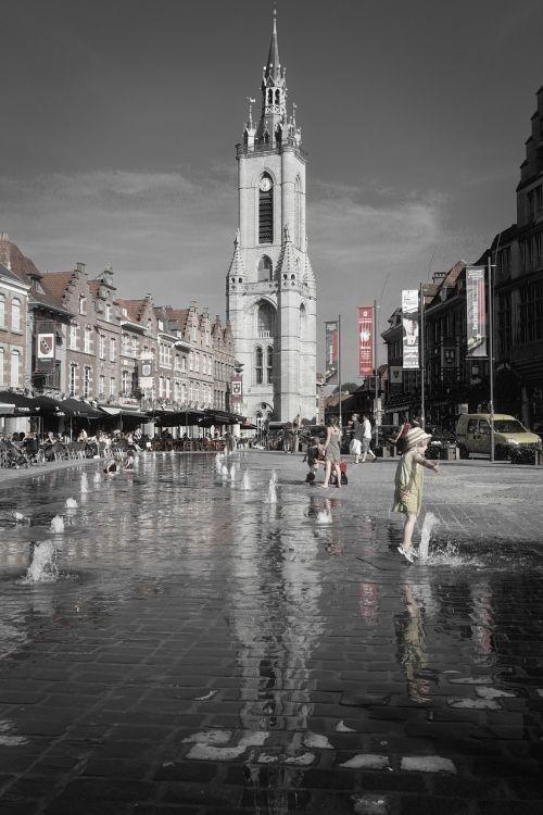 tournai belgium grand-place