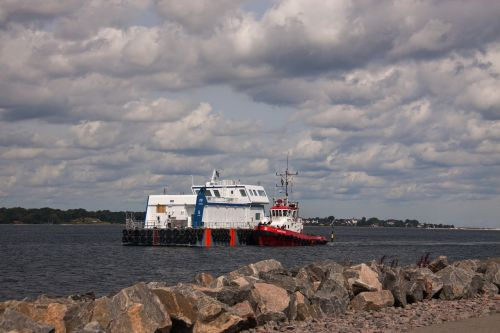 towage towing boat