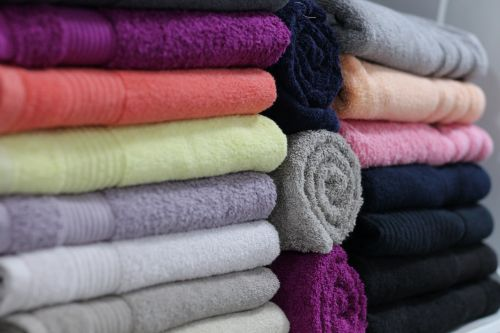 towels linens store