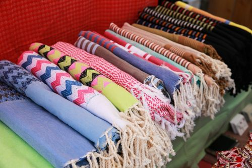 towels products stripy