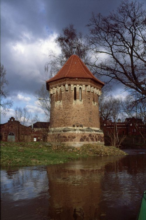tower fairy tales water
