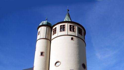 tower building fortress