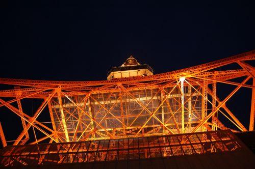 tower nightlife landmark