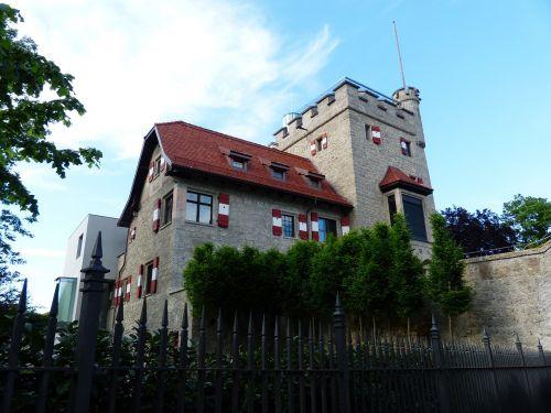 tower castle building