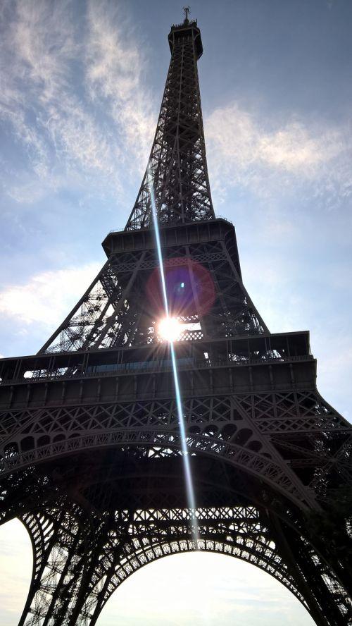 tower paris city