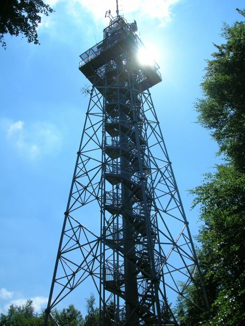 tower lookout transmitter