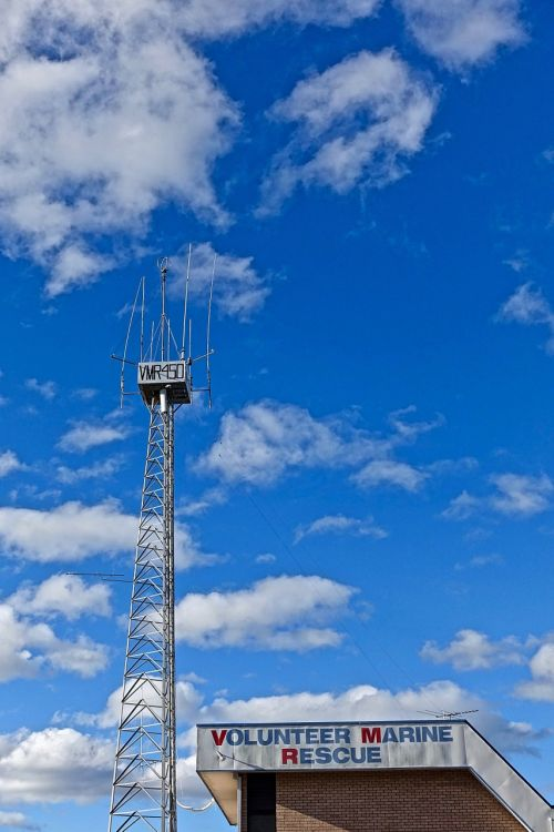 tower communications rescue