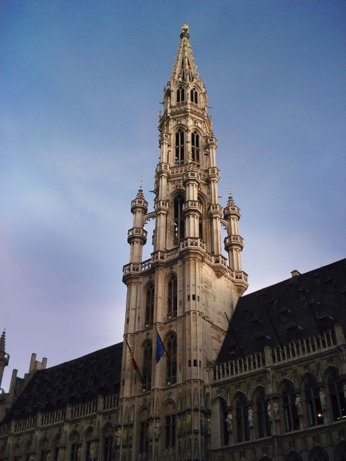 tower brussels belgium