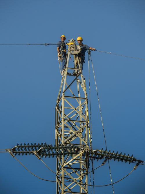 tower electricity electricians