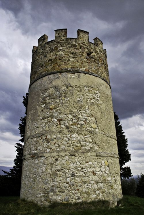 tower old italy