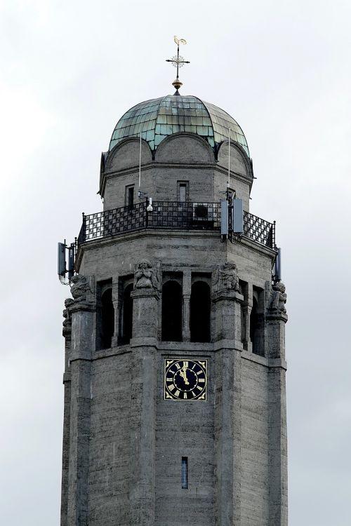tower church concrete