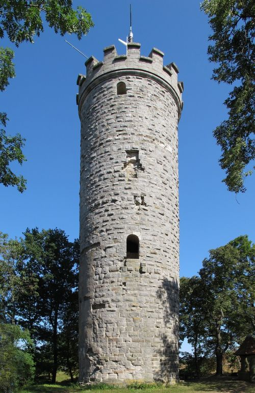 tower round tower observation tower