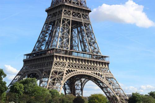 tower paris eiffel tower