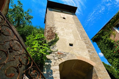 tower meran italy