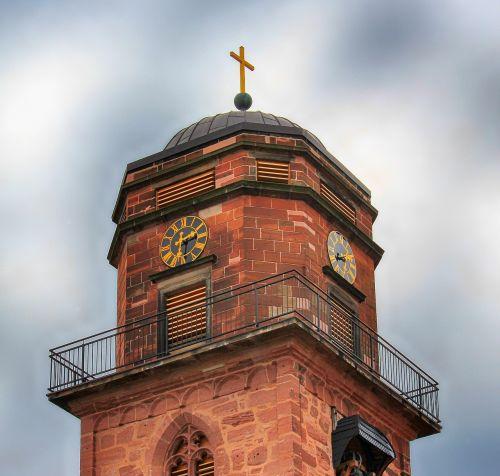 tower bell tower church