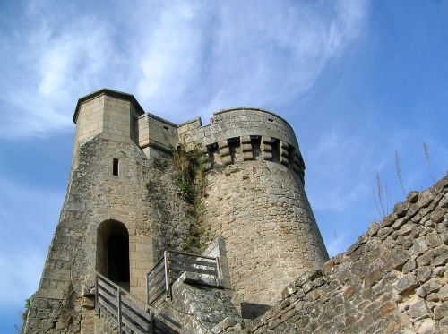 tower medieval medieval city